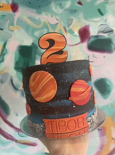 Spacey Cake