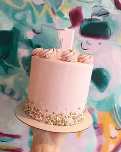 Pastel Pink Party Sprinkle