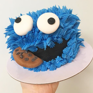 Cookie Monster Smash