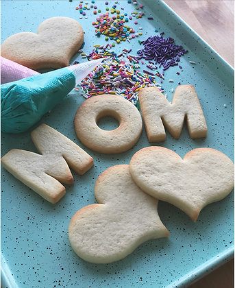 PRE-ORDER: Happy Mother's Day Cookie Decorating Kit