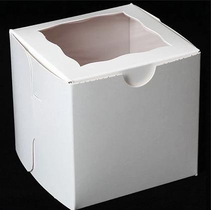 Single Cupcake - individually boxed, set of 6