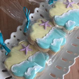 Beachy Cookies