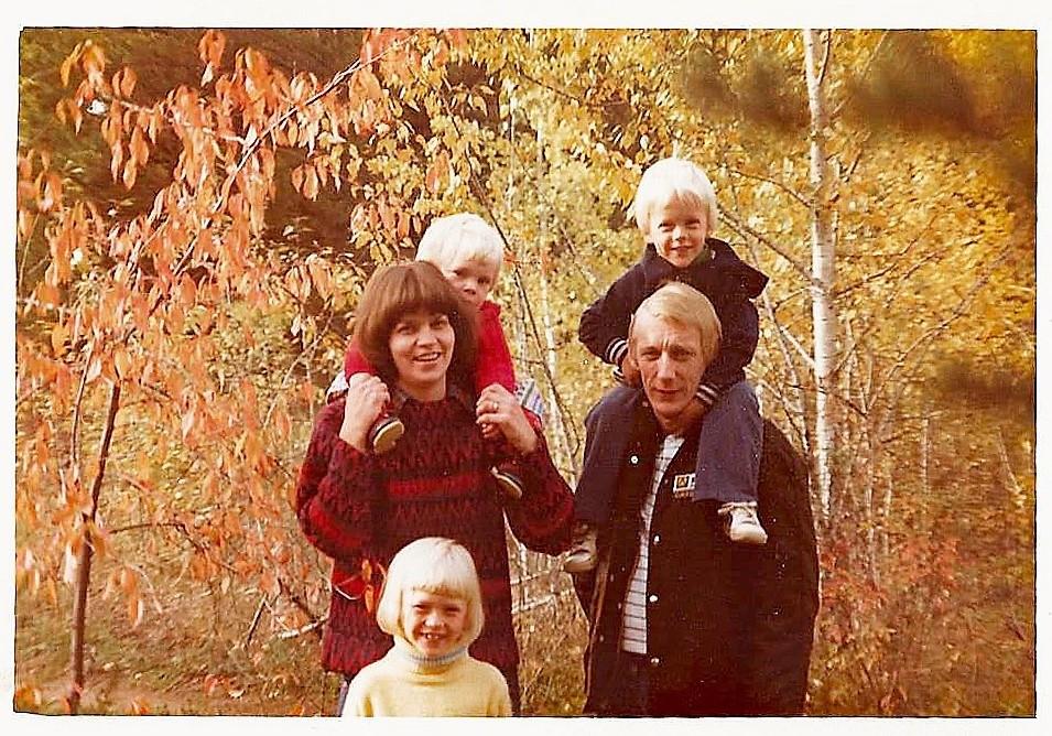 Lokseth Family - 1979