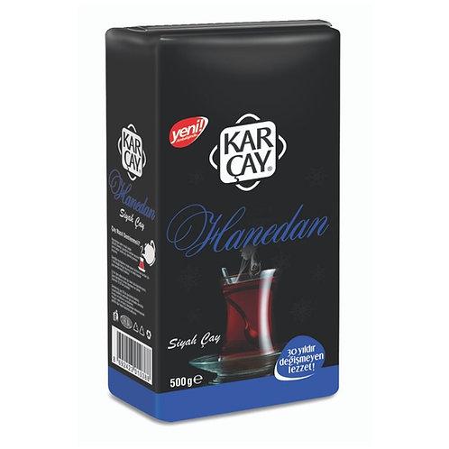 Karçay Hanedan Siyah Çay 500 Gr 12 Adet