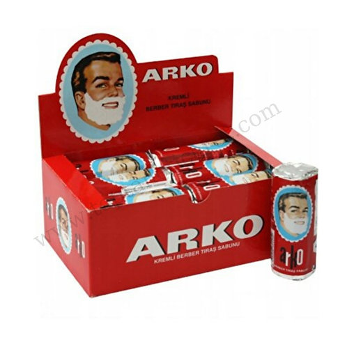 Arko traş sabunu 12 Kalıp 900 Gr