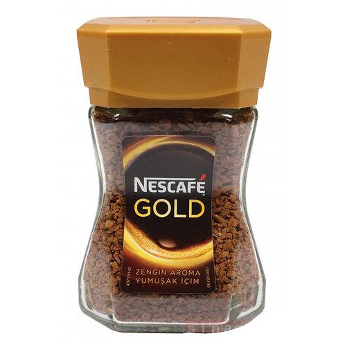 NESCAFE GOLD 50GR KAVANOZ 12'Lİ KOLİ