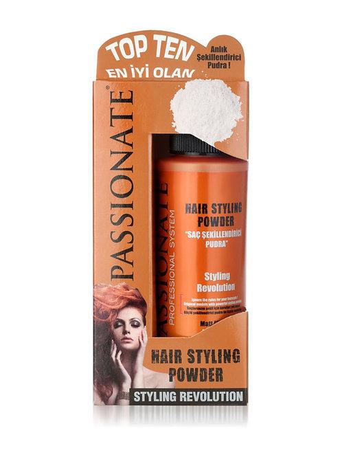 Passionate Saç Şekillendirici Pudra Güçlü Mat 20 G