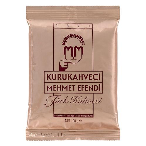 MEHMET EFENDİ TÜRK KAHVESİ 100GR 25'Lİ PAKET