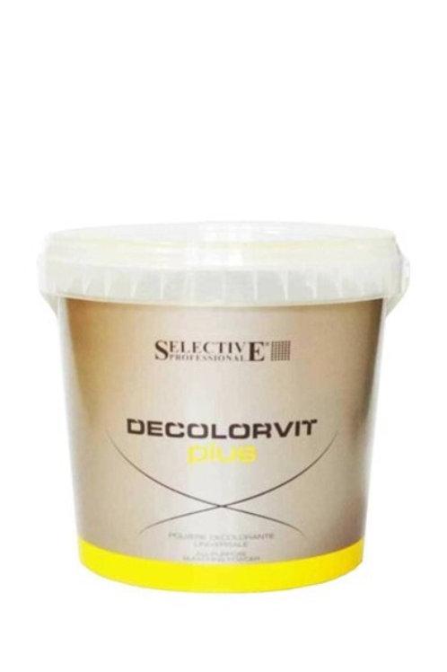 Selective Decolorvit Plus Toz Açıcı 1500 gr Mavi