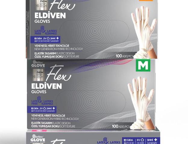 Bunun yanı sıra, PVC ve Nitril eldivenlere kıyasla daha ekonomik ve çevreye duyarlı ürünlerdir. Üretim teknikleri açısından aynı olan ürünler farklı ham madde ve formülasyonlarla üretilirler.