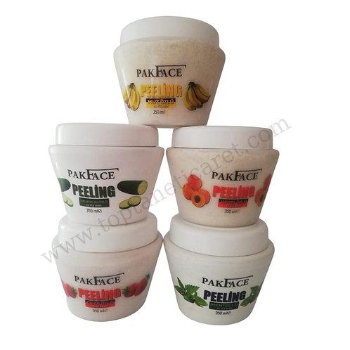 Pakface Peeling  Kayısı Özlü El Yüz Vücut 350 ml