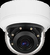 4K Motorized Vandal-proof IR Dome CCTV Camera