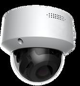 2MP Starlight Motorized Vandal-proof IR Dome CCTV Camera
