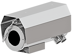 Explosion Proof Fixed CCTV Camera Housing