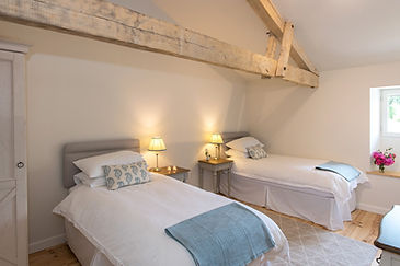 The Granary Twin Room