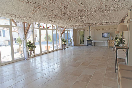 Reception room March 2019 birthday party