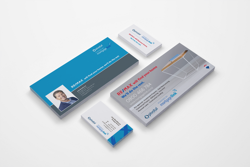 Tri Branding with ReMax