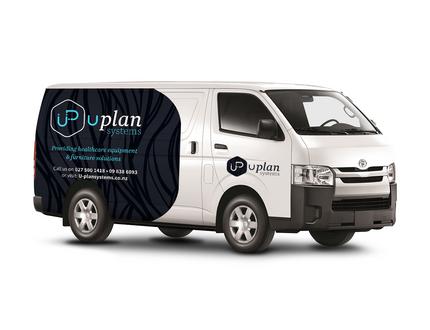 Uplan Vehicle signage