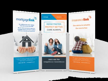 Mortgage & Insurance Link Branding