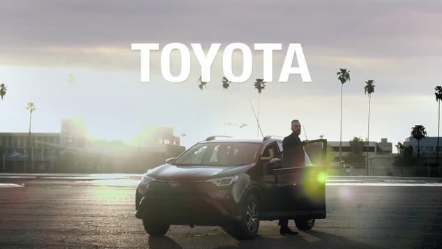 Toyota Spec Commercial