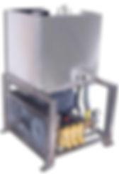 High pressure Pump Units
