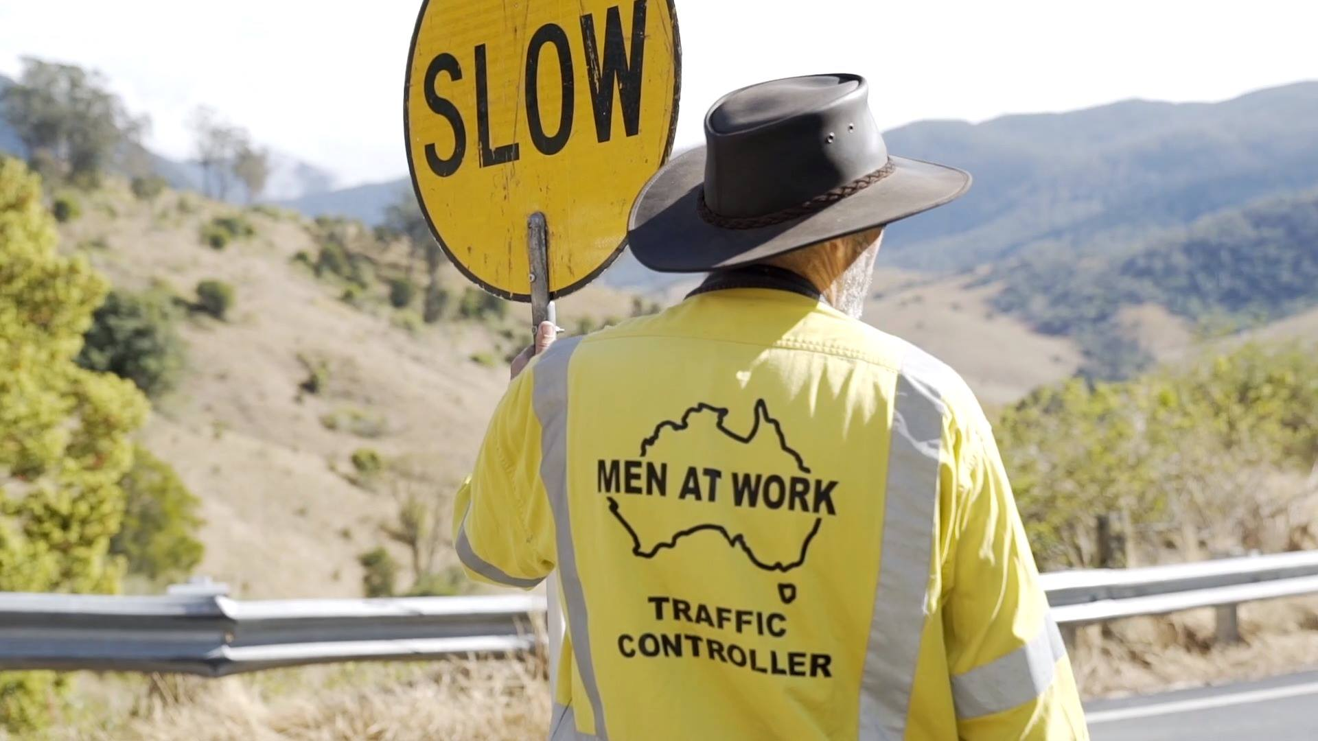 Men At Work | Roadside Safety