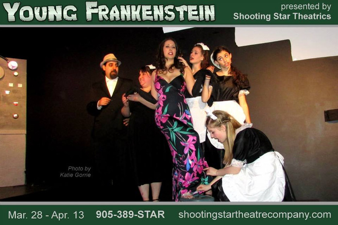 Young Frankenstein - Robyn Deverett