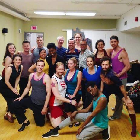 Confidential Music Theatre Project - Toronto Fringe