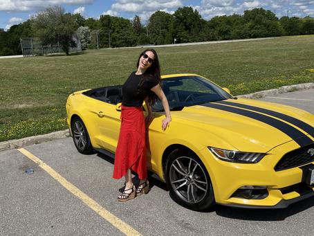 Livin' My Mustang Life!
