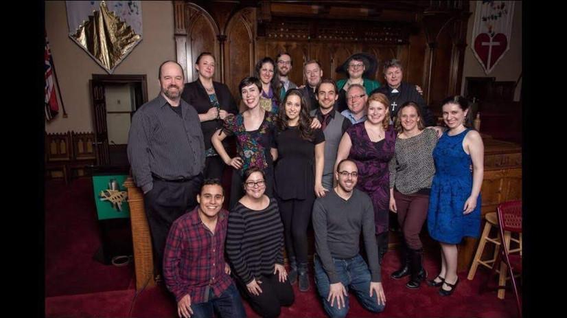 Confidential Music Theatre Project - Hamilton
