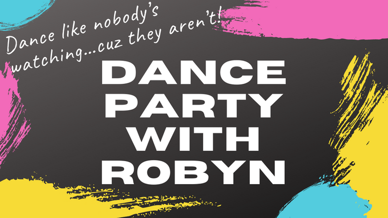 DANCE PARTY with ROBYN