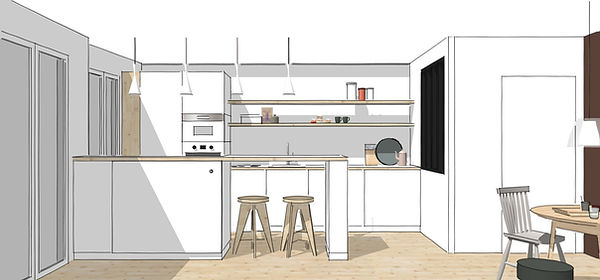 406_Vue sur cuisine_bar ouvert.jpg