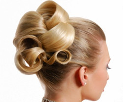 Occasion Hair Styling