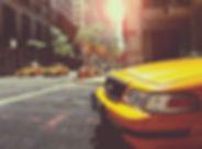노란색 택시