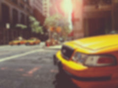 taxi gialli