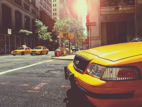 Uber, Lyft and Cabs....do I have auto insurance when riding in a vehicle that I've hired?
