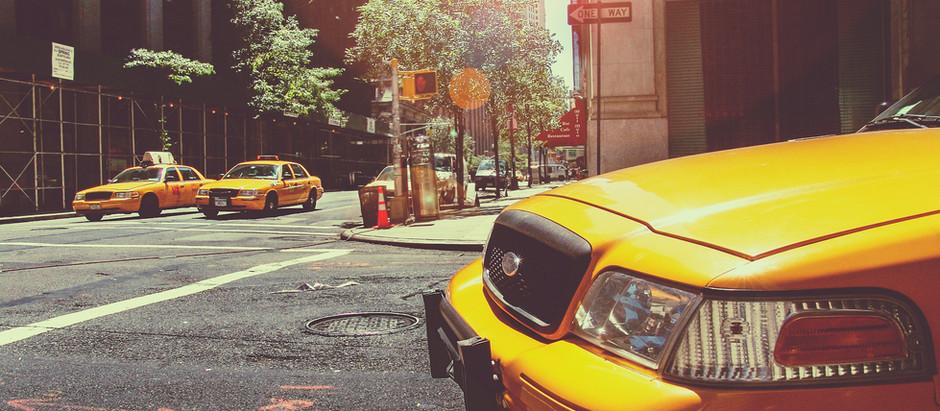 Death Cab for Cutie... A Treacherous Lyft Ride!
