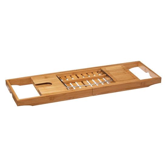 Vassoio da vasca portaoggetti in legno