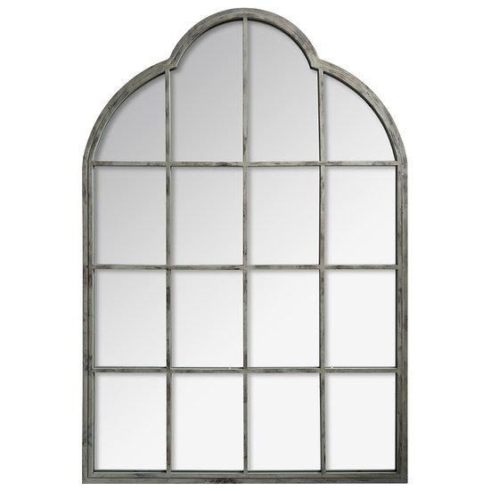 Specchio in metallo modello Romance 76 x 110