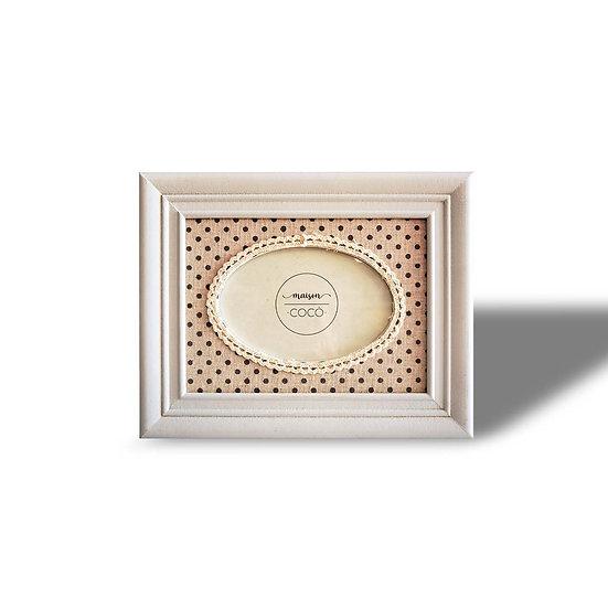 RT Decor Cornice portafoto in legno in 2 misure