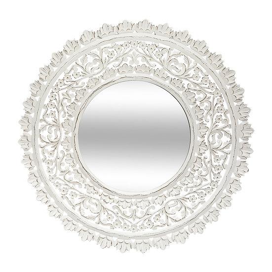 Specchio traforato in mdf modello Rituale
