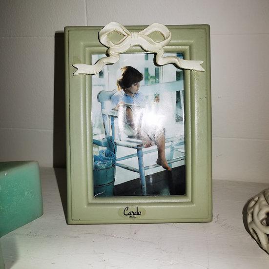 Cornice per foto rettangolare 10x15 cm in legno