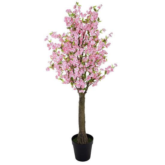 Ciliegio in fiore H. 200 cm in 2 colori