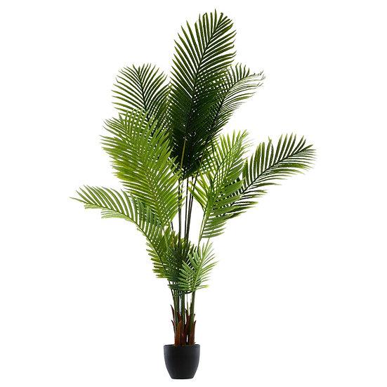 Palma artificiale in vaso H170