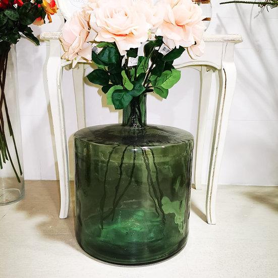 Boccioni per fiori in vetro in diversi modelli
