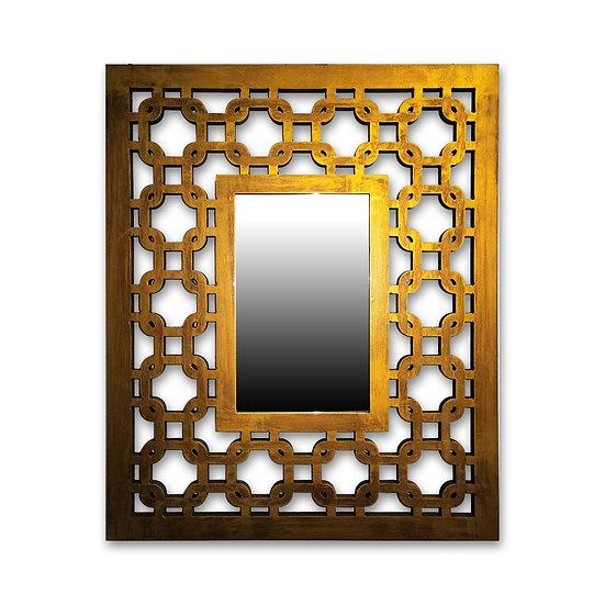 Ixia Regal Specchio Marco Madera