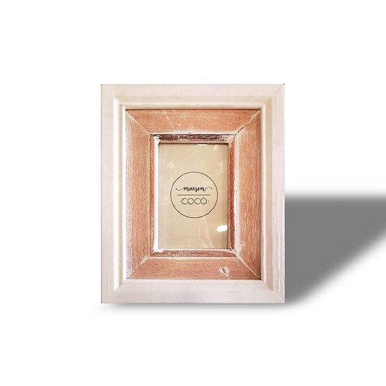 EDG Enzo De Gasperi cornice portafoto in legno stile vintage