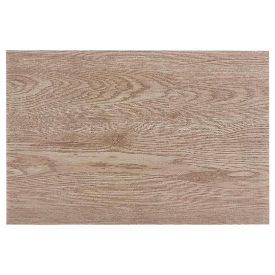 Tovaglietta in PVC effetto legno in 3 modelli