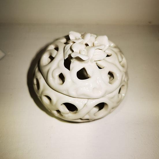 Portagioie in ceramica in 2 formati