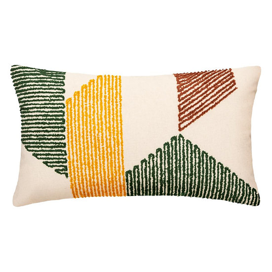Cuscino ricamato Musa 30 x 50